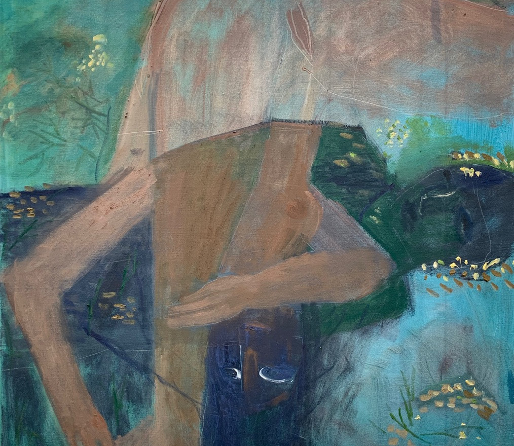 Spring (Reflections of a Bather)