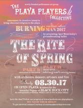 Rite of Spring Promo Poster