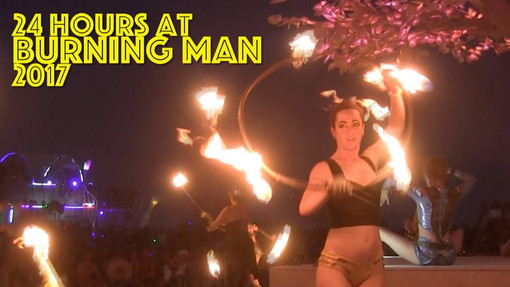 Rite of Spring featured in 24 Hours at Burning Man