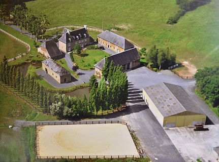 HSI immobilier equestre Manche proche Saint Lô