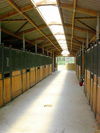 HSI immobilier equestre France - propriete equestre à vendre - Poitou Charente