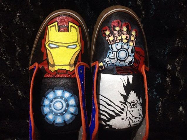 Ironman & Deathnote