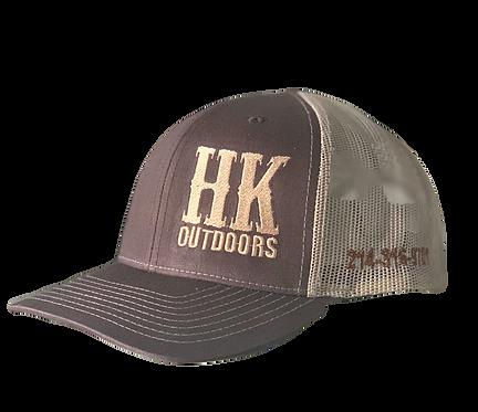 HKO Hat - Brown & Tan