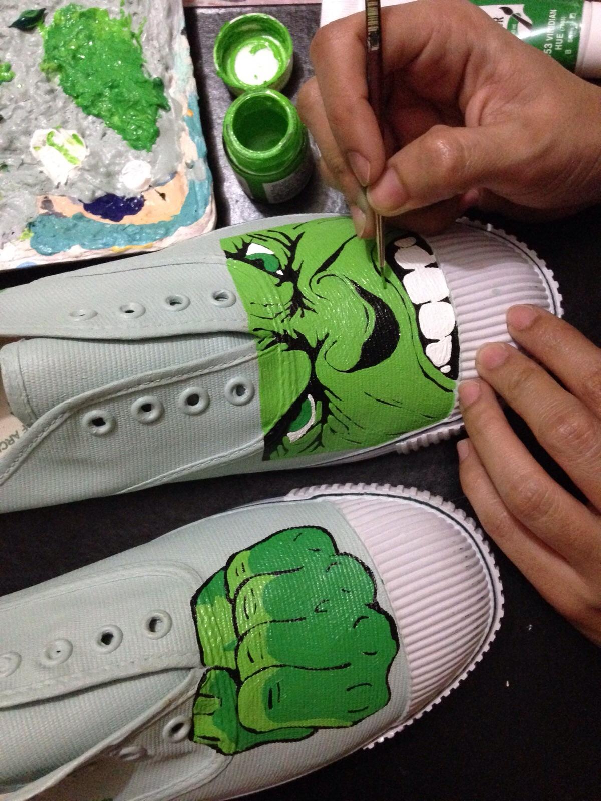 Hulk! Smash!