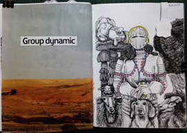 The Black Parade Group Dynamic