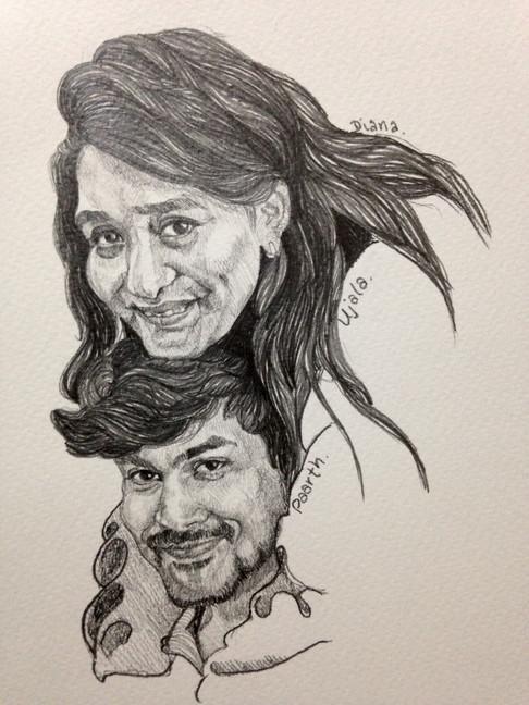 Ujala and Paarth