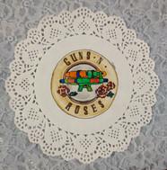 G for Guns n Roses