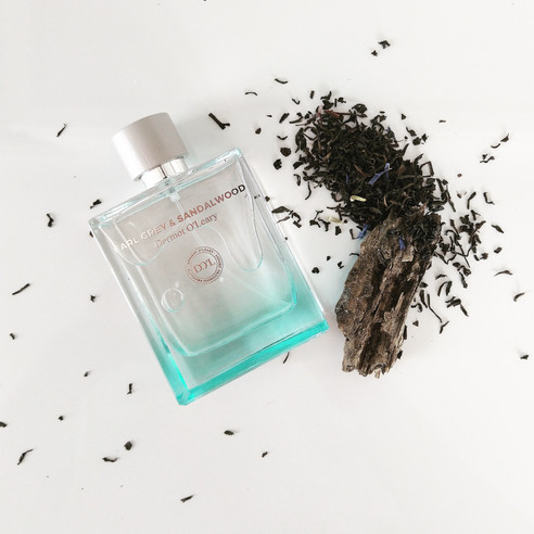 Thou shalt spritz Dermot O'Leary's new fragrance...