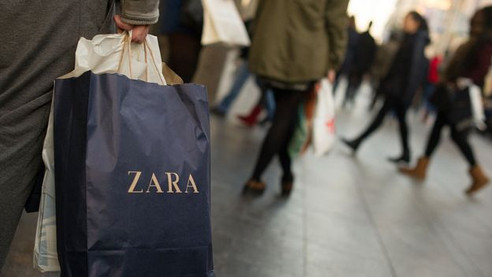Thou shalt shop at Zara - begrudgingly