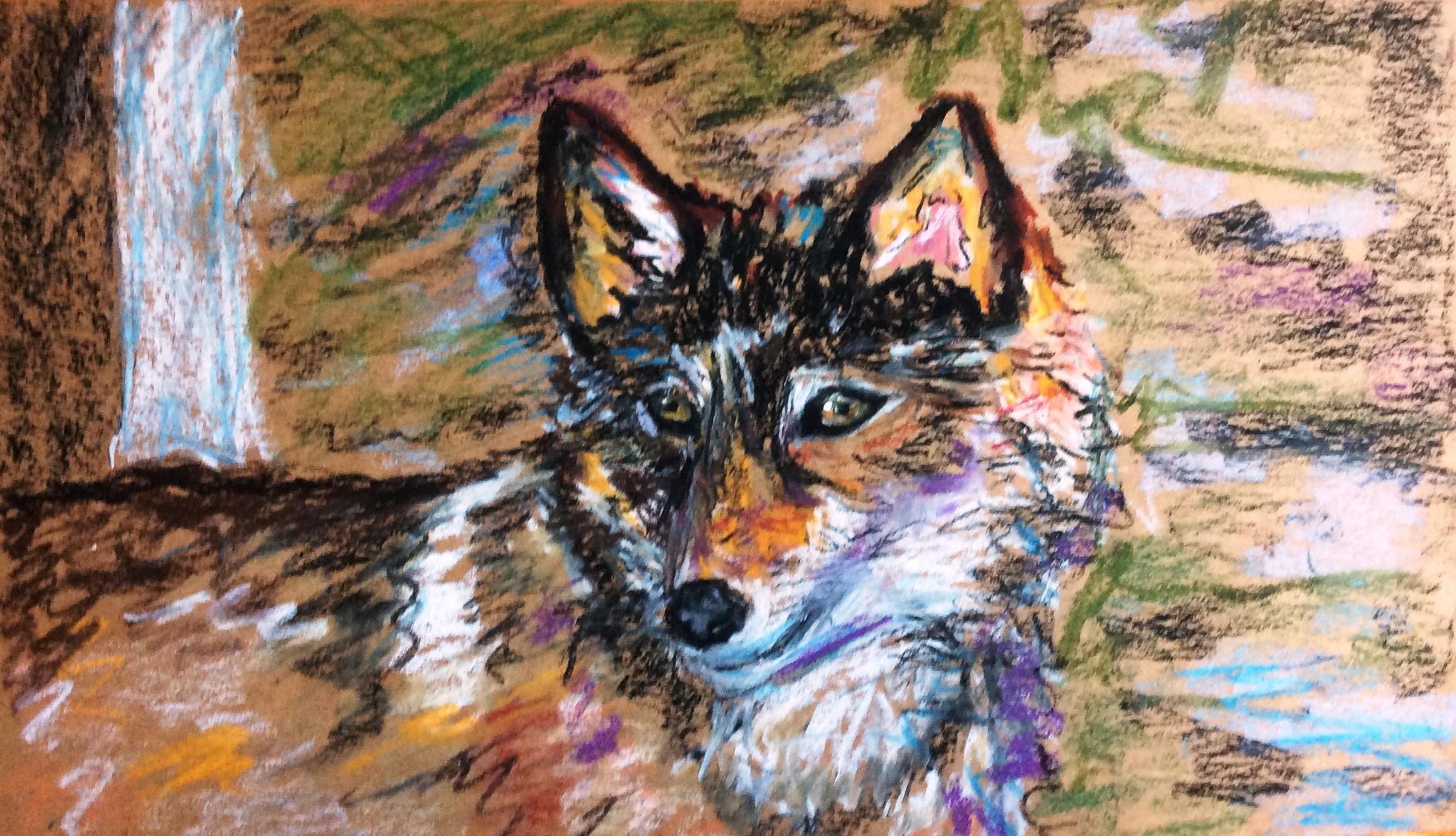 Wolf Stalk