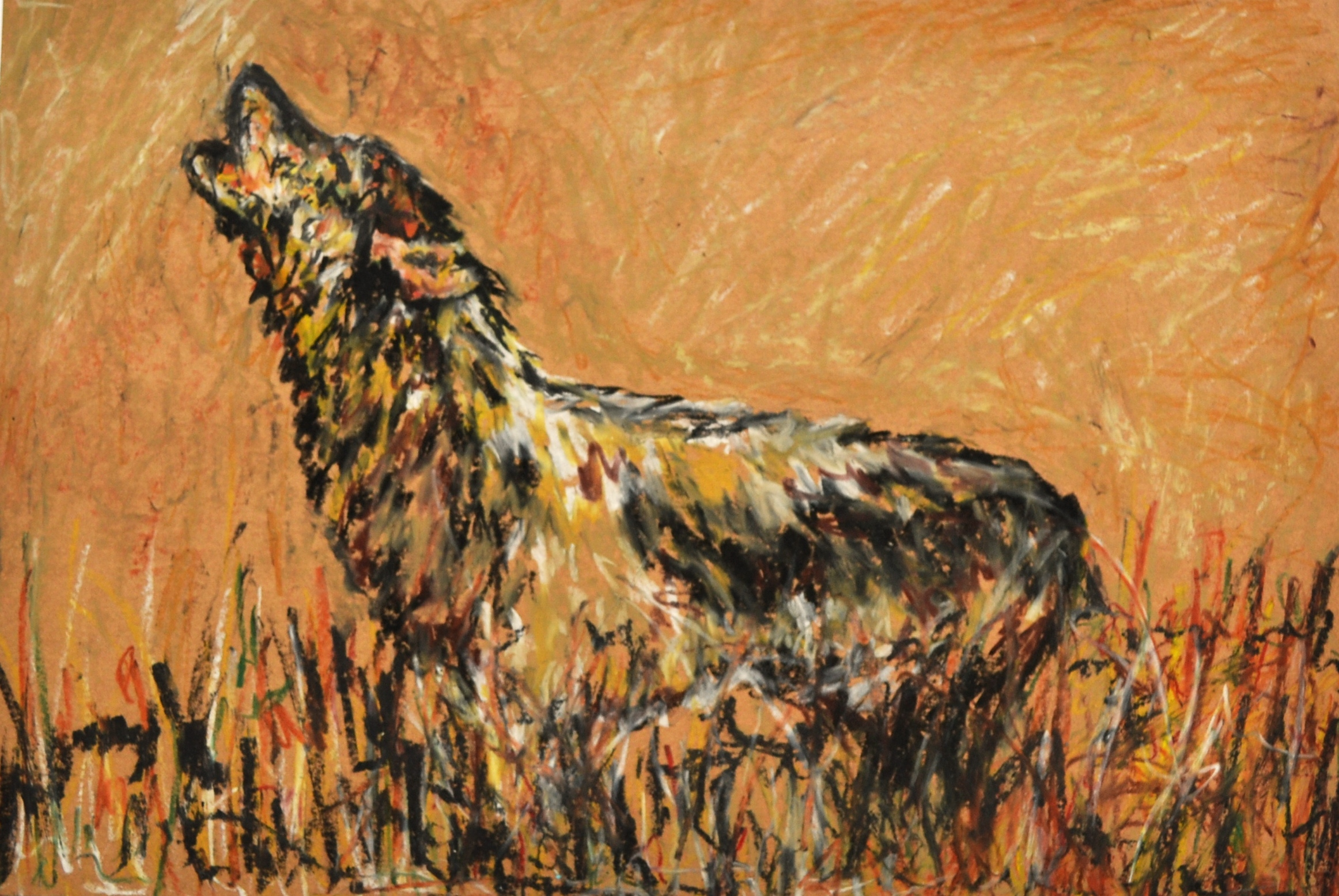 Harvest Wolf