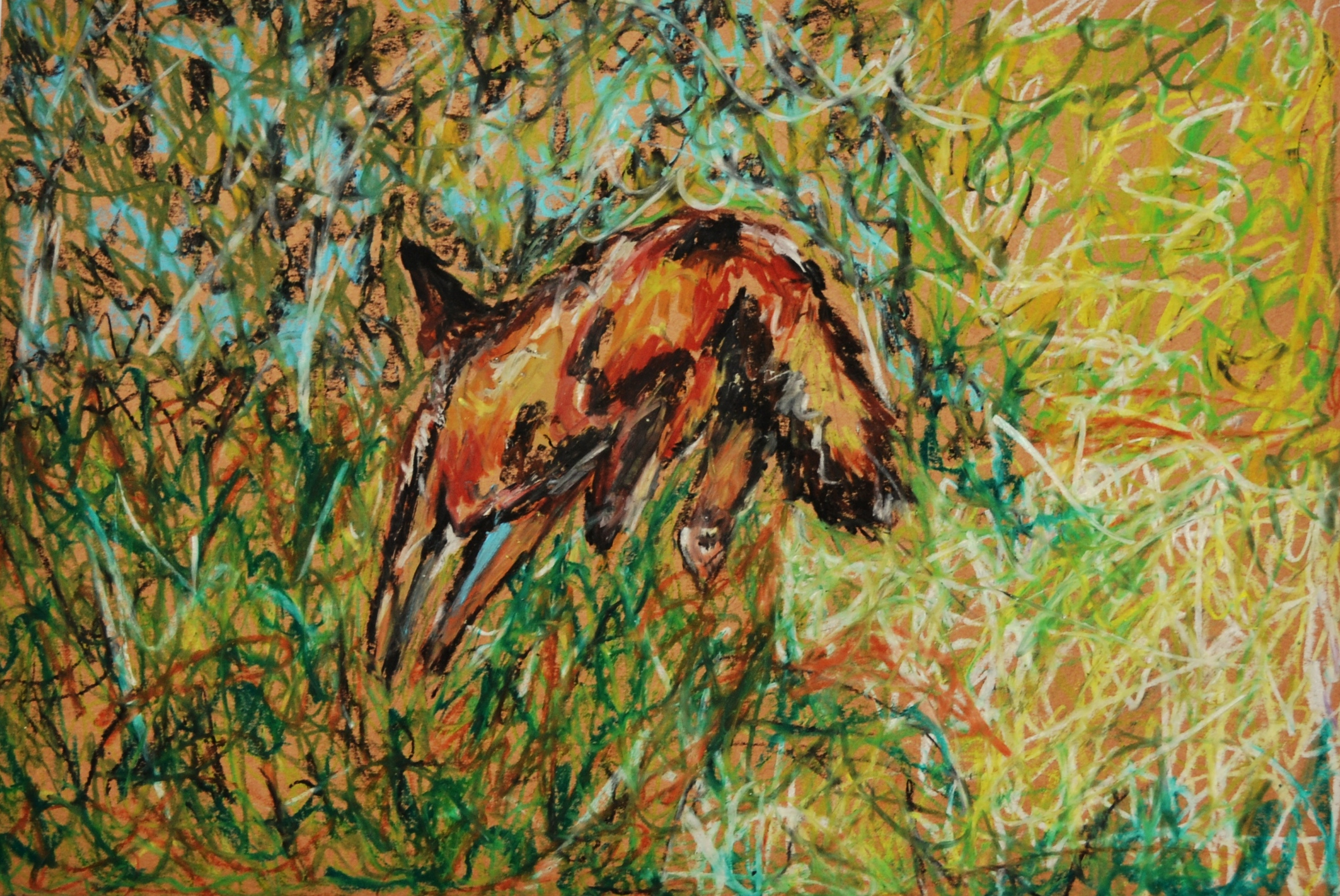 Meadow Fox