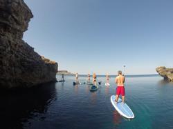 SUP Malta