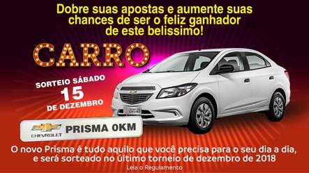Quer concorrer a um  automóvel chevrolet Prisma zero quilometro?