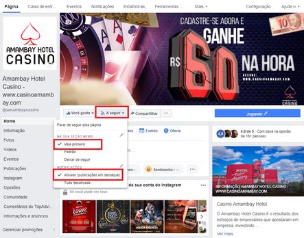 Curta nossa página no facebook e fique por dentro de tudo!
