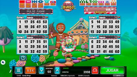 Já conhecem o jogo CANDY BINGO?