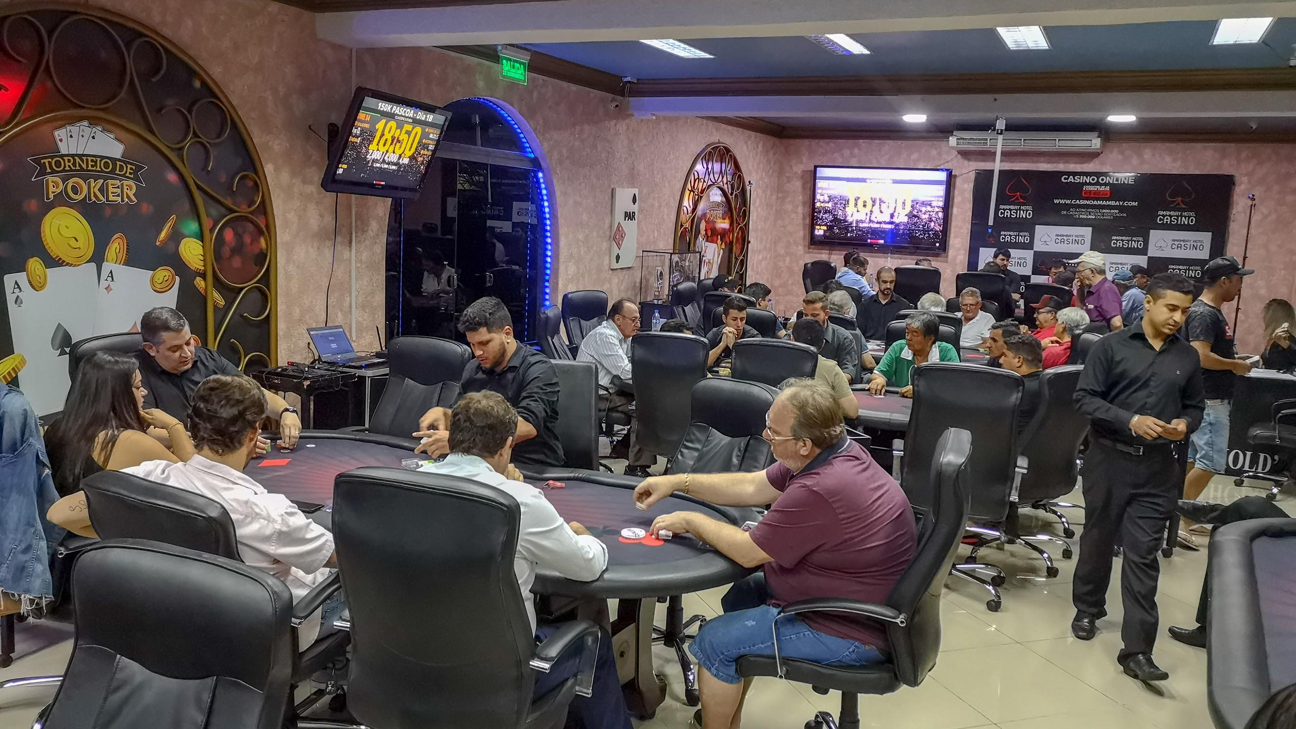 Amambay Hotel Casino