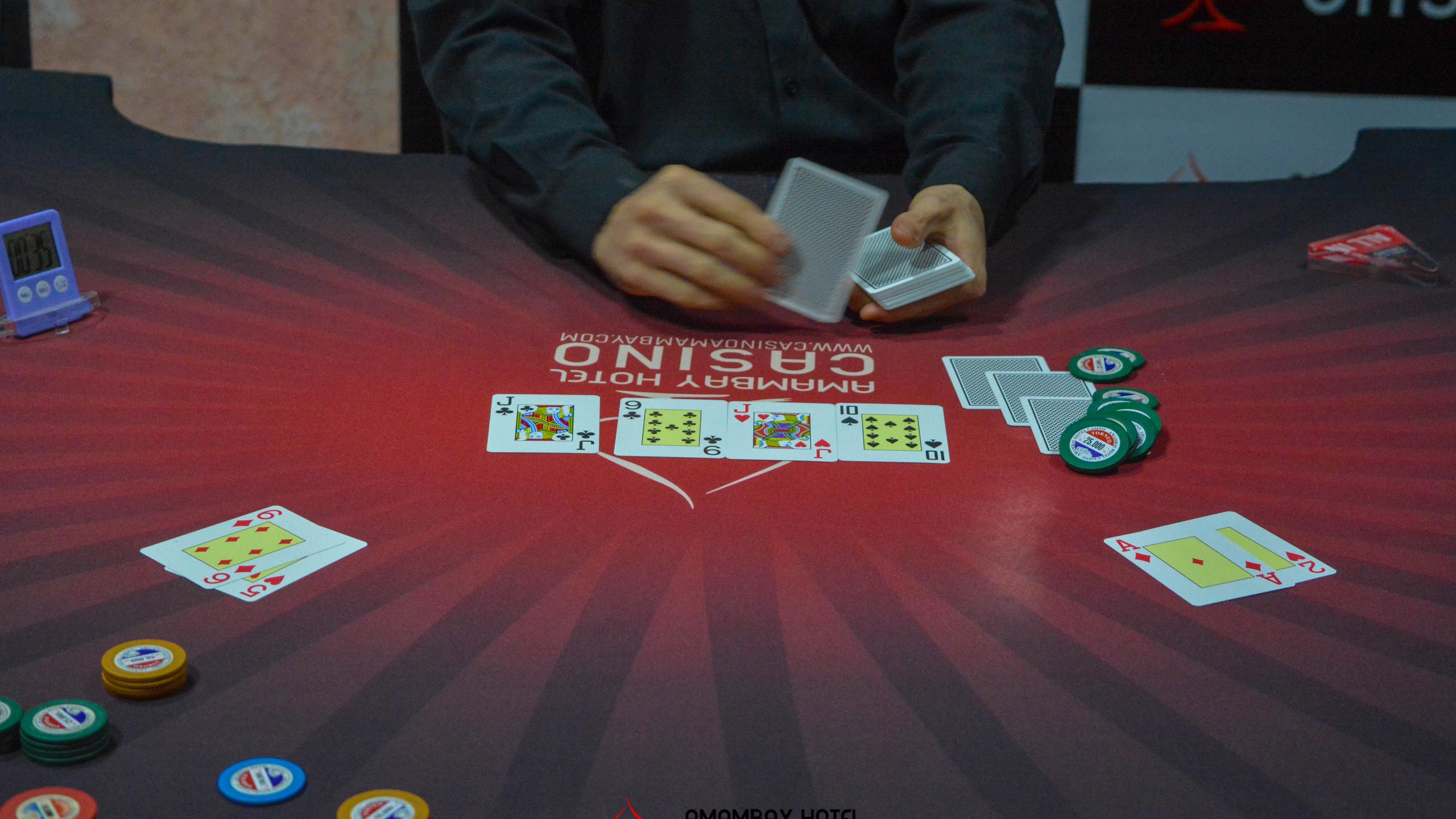 Torneio Poker