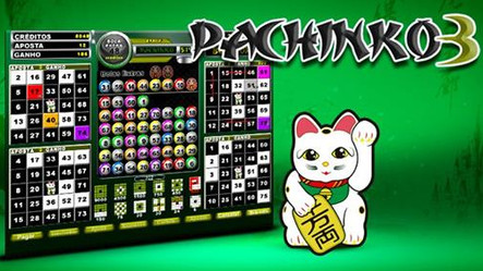 Conheça a pachinko 3 e comece a ganhar dinheiro se divertindo.