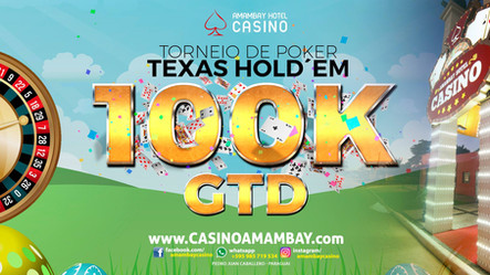 Regras do Poker Texas Holdem