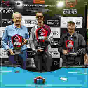 Campeão: Lucas Guma 2º - Arno Guerra 3º - Cogo