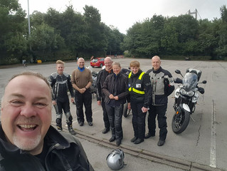 New Years Eve Rideout