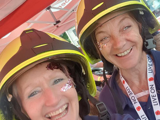 Crowle Emergency Services Day 2019