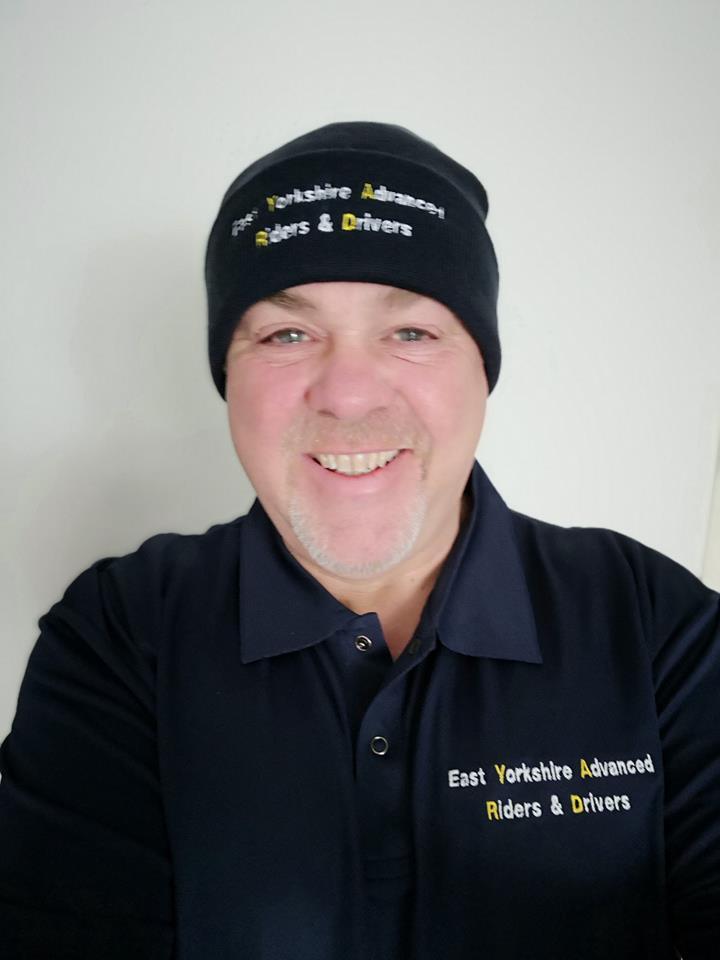 Chris Hat and Shirt