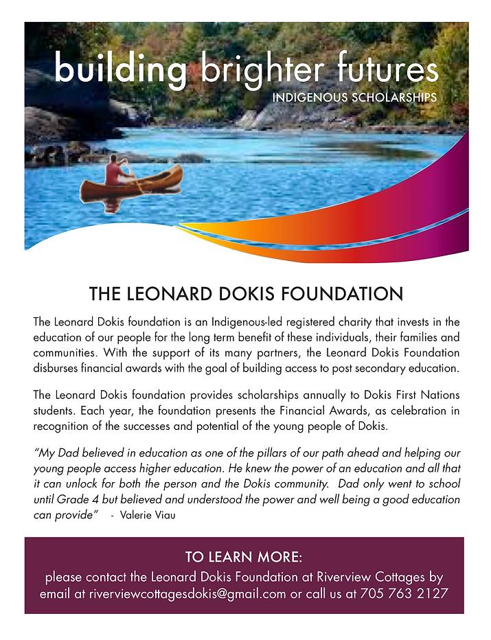 The Leonard Dokis Foundation