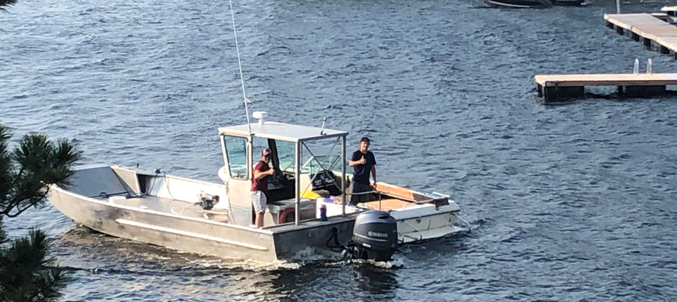 Barge Servies