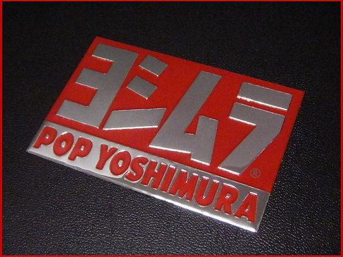 耐熱エンブレム ヨシムラ(POP YOSHIMURA)