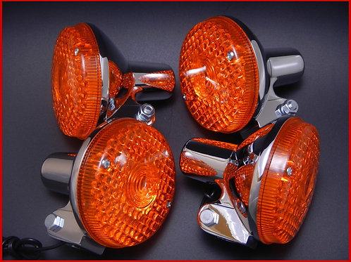 KH400/750SS ウインカー オレンジ(1台分)