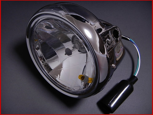 160φ マルチリフレクターヘッドライト(ホーク2タイプ)