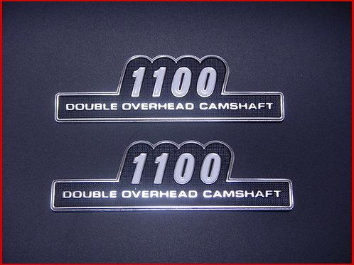 ゼファー1100 1100DOHC サイドカバーエンブレム