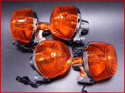 CB400F CB750K ウインカー オレンジ(1台分)