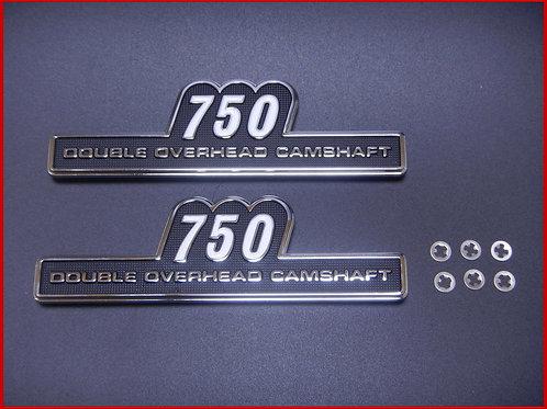 Z2タイプ 750DOHC サイドカバーエンブレム