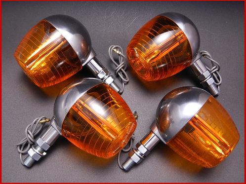 500SS/W1S ウインカー オレンジ(4個)