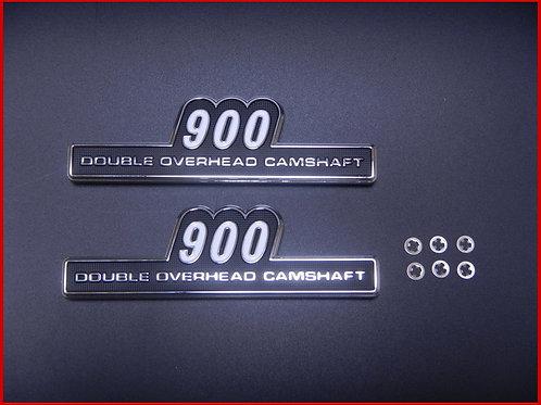 Z1タイプ 900DOHC サイドカバーエンブレム
