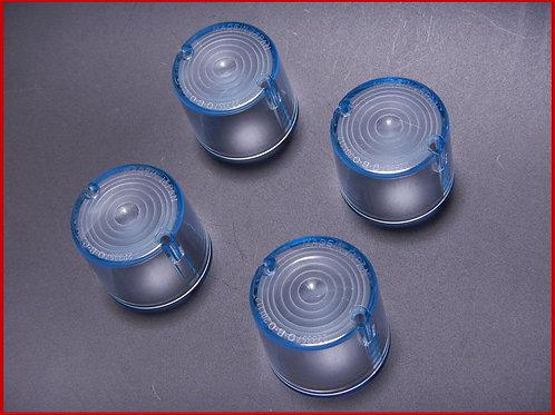 ヨーロピウインカー用 レンズ クリアブルー(4個SET)