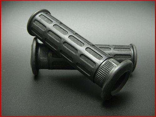 グリップ CBX400Fタイプ ブラック(非貫通)