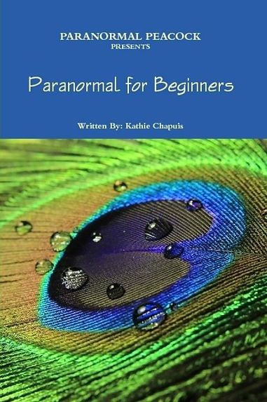 Paranormal Book For Sale