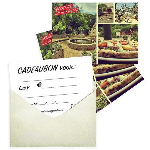Giardino d'Italia Kadobon