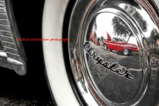 chrysler, auto d'epoca, classic car, red car, rossa, florida