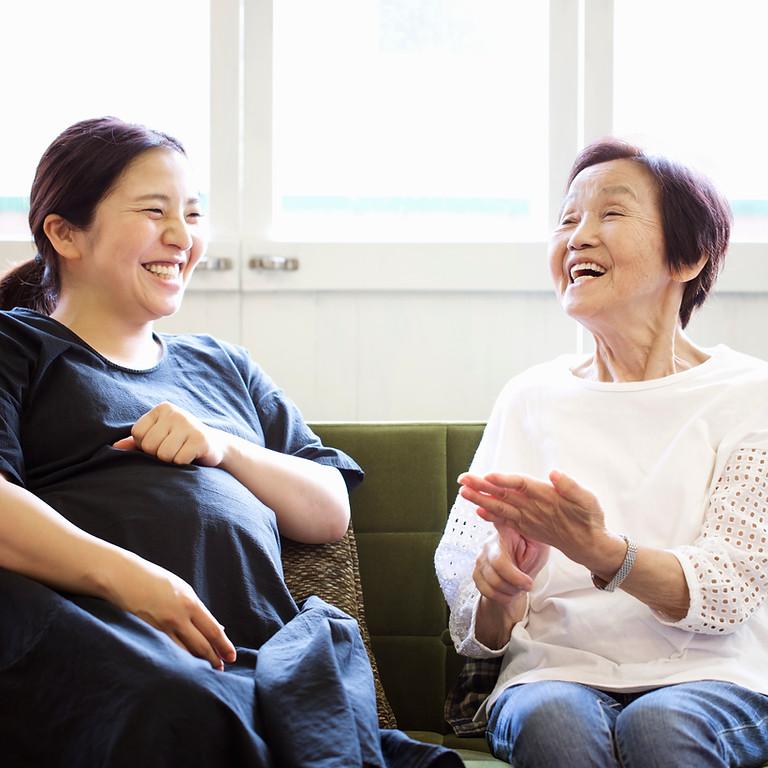 Generation Gap: Let's Talk Parenting!