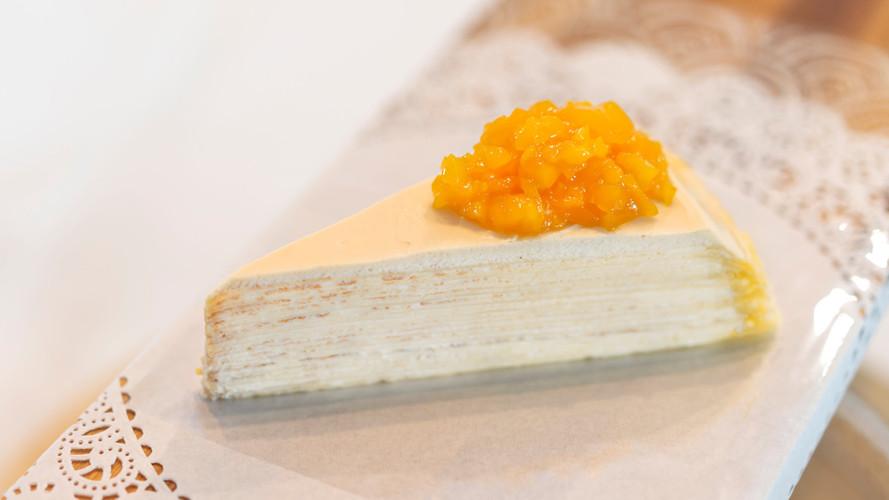 Mango Mille Crêpes