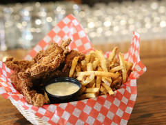 Chicken Fingers & Chips