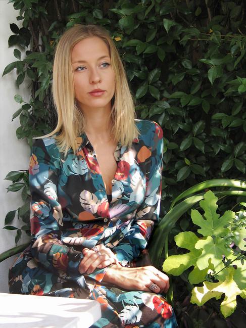 2-Monika-Varga-Silk-Dress-Printed-art-gr