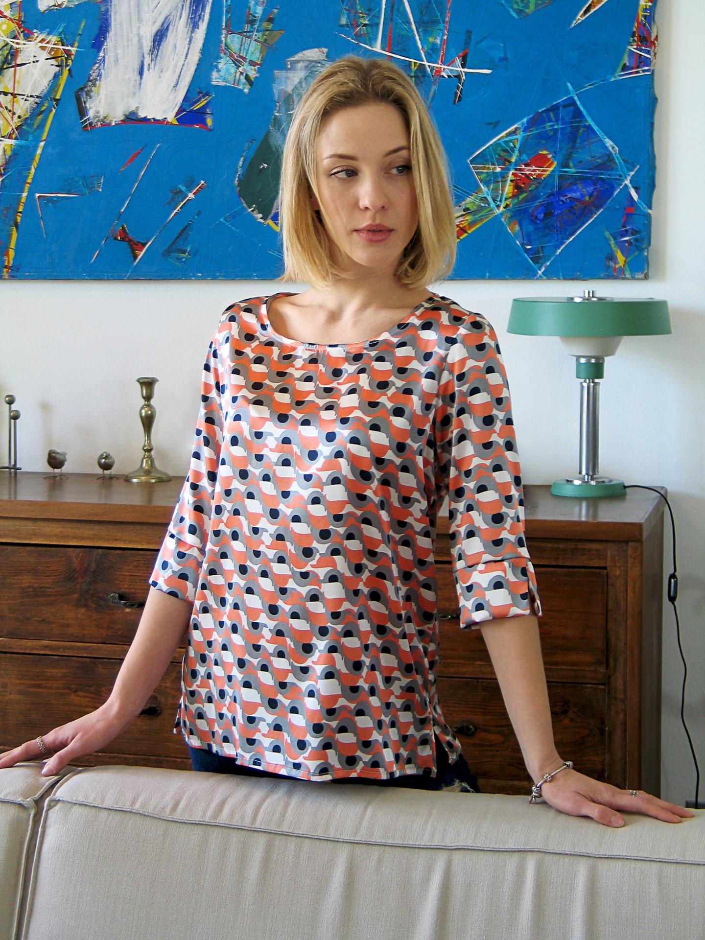 02-Monika-Varga-Summer-Top-Orange-Print-