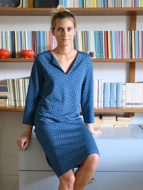 13_MONIKA_VARGA_Dress_Blu_Geometric_Blouse_Shirt_Art_Prints_Pattern_Model.jpg