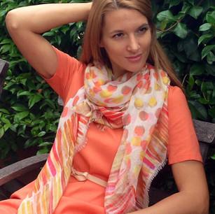 Monika-Varga-Fuxia-Fashion-Foular-Stoles